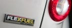 Flex-fuel badge