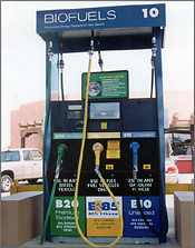 Alternative Fuels Pump