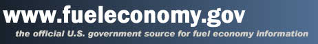 www.fueleconomy.gov - the official government source for fuel economy information