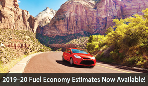 2019-2020 fuel economy estimates now available.