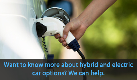 Confused about hybrid and electric car options? We can help!