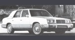 1988 Chrysler New Yorker/5th Avenue