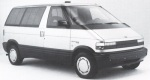 1988 Ford Aerostar Wagon