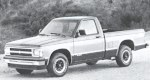 1991 Chevrolet S10 Pickup 2WD