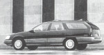1991 Mercury Sable Wagon