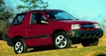 1999 Chevrolet Tracker 2WD Convertible