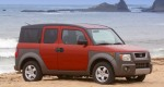 2003 Honda Element 2WD