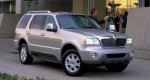 2003 Lincoln Aviator 2WD