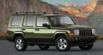 2007 Jeep Commander 2WD