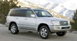 2007 Toyota Land Cruiser Wagon 4WD
