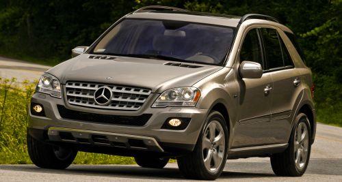 Mercedes ML320 BlueTEC