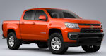 2021 Chevrolet Colorado 2WD
